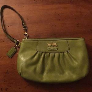 Unique Coach wristlet